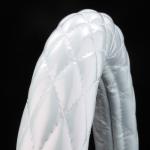 月光ZERO ハンドルカバー ホワイト