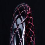 月光ZERO ハンドルカバー ブラック×ピンク