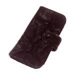 チンチラ スマートフォンケース ブラック