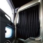 車種専用仮眠カーテン