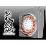 花魁JAPAN LEDテールランプ バックランプタイプ レッド/クリア