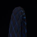 ベルティ ハンドルカバー ブラックxブルー