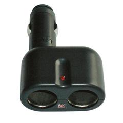 シガーライターソケット 2連ダイレクトタイプ