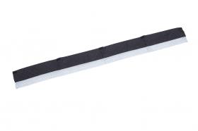 DOLCEモノグラムライン ジャガード フロントカーテン ストレート シルバー