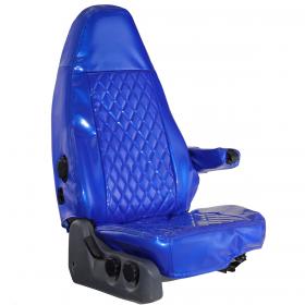 月光ZERO シートカバー(シングルタイプ) ブルー