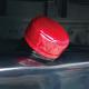 月光ZERO  給油口カバー 装着イメージ レッド